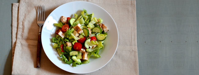 Cook It Kosher: Crunchy & Satisfying Chicken Salad
