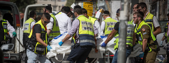 Jewish News: Three Dead, More Than 20 Injured in Shooting and Stabbings Around Israel