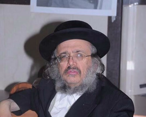 Rabbi Yeshayahu Krishevsky, killed by a terrorist in Jerusalem during the October 2015 surge of terror.