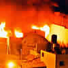 Arab Mob Torches Joseph's Tomb in Shechem