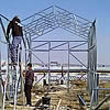 Innovative Israeli-Designed House Frames Donated for Rural Nepal
