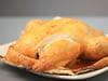 Фаршированная курица в соленом тесте