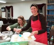 Come bake challah with us!