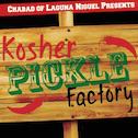 Kosher Pickle Making Factory! 2015