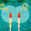 Why Light Two Shabbat Candles?
