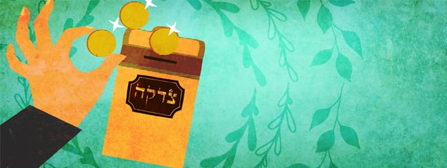 What the Rebbe Taught Me: The Philanthropic Pauper