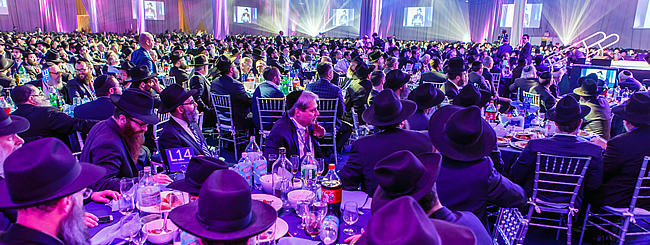 The Chabad.org Blog: 5,600 Rabbis and Guests, Dancing in Your Living Room