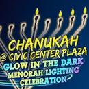 GLOW IN THE DARK Chanukah Celebration