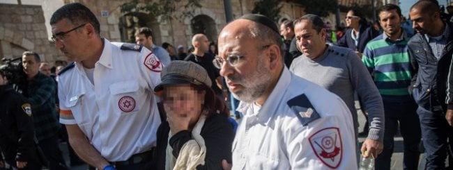2015 Wave of Terror In Israel: Morning in Jerusalem