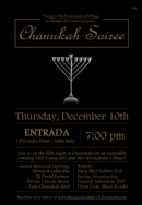 Young Adults Chanukah Soiree
