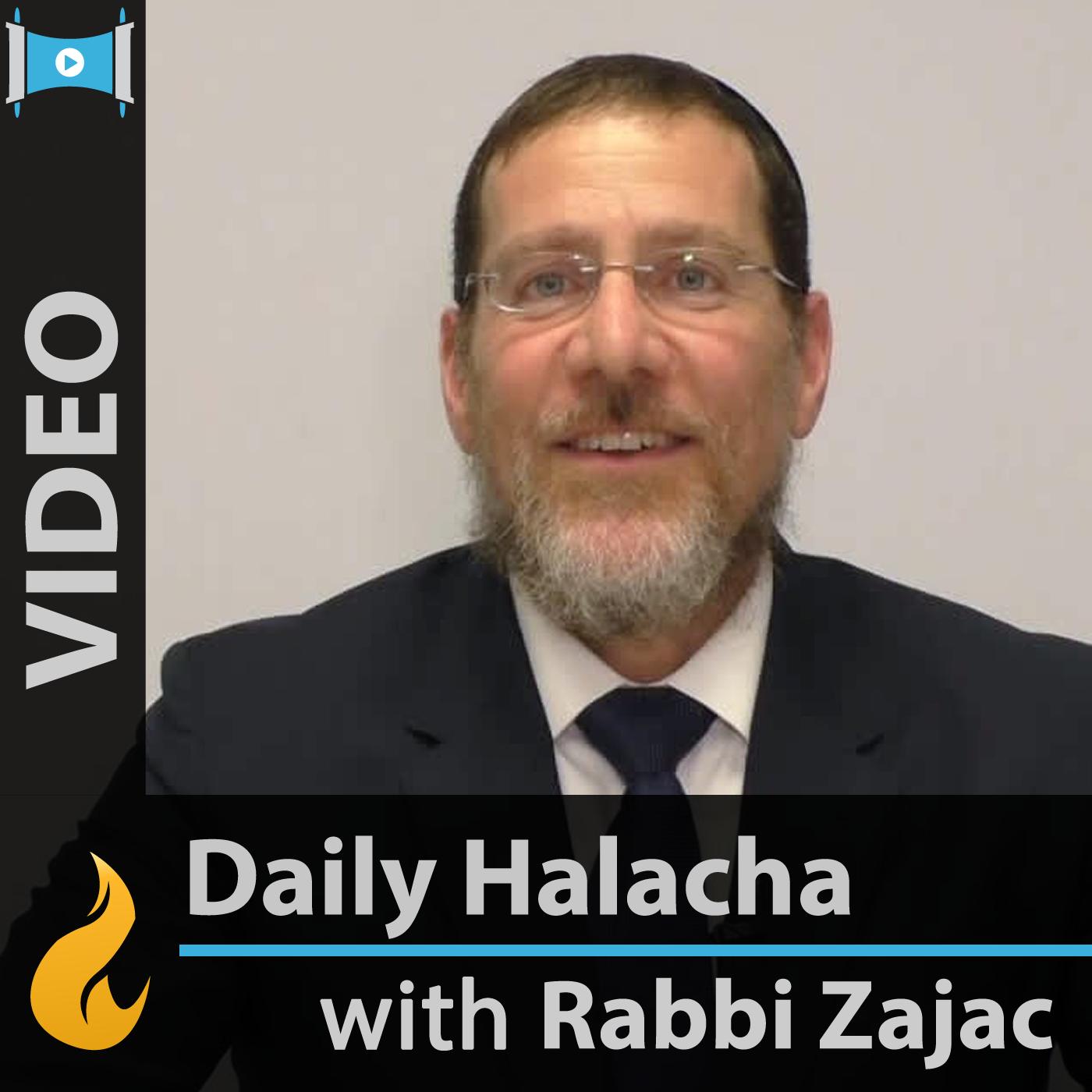 Daily Halachah (Video)