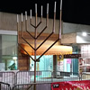 Throughout Israel, Chanukah Radiates Light in Every Direction