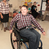 Classmates' Initiative Wins New Wheelchair for Wisconsin Boy
