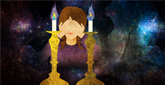 Listening to the Shabbat Candles