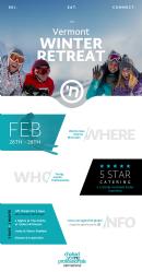 YJP Vermont Ski Getaway