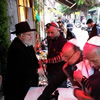 At Site of Tel Aviv Attack, Many Find Comfort in Tefillin