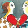 Повторный брак: какой из супругов настоящая