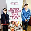 Food-Packing Program Helps the Hungry in New York, Especially During Blizzard