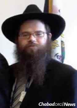 Rabbi Zalman Gurevitz