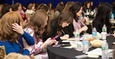 Eventful First Day at Chabad Women's Convention in New York