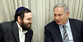 Netanyahu in Nepal? Chabad Couple Extends Invite at Knesset