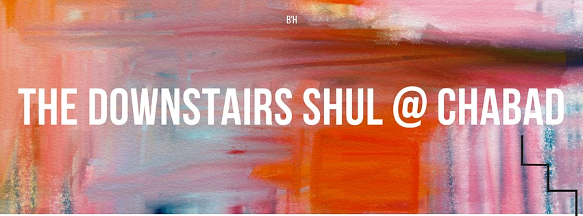 Downstairs Shul