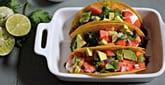 Pulled Beef Tacos with Pico de Gallo
