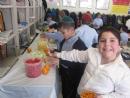 3rd Grade Tu Bshvat - Fruit Bar