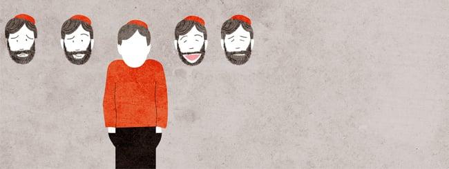 Weekly Sermonette: Jewish and Joyless
