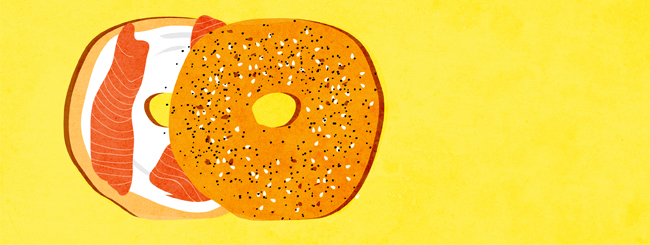 Questions & Answers: Why Do Jews Eat Lox and Bagels?