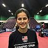 היא בת 14, שחקנית טניס מצויינת, אבל היא לא תסע לריו