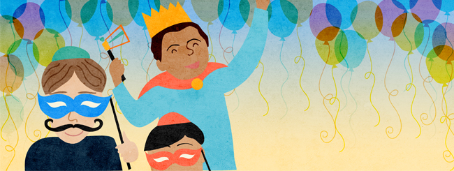 Еврейский ракурс: Почему в Пурим мы надеваем маски?
