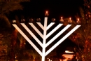Chanukah at the District 5775