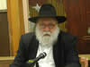 R' Simon Jacobson Teaches a Purim Sicha