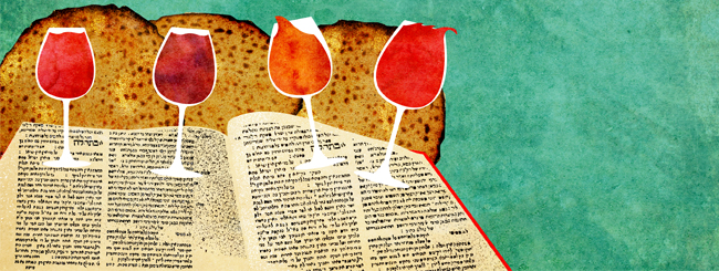 Intermediate Talmud: Tractate Pesachim: Why Drinking Four Cups of Wine Is Something Holy?!