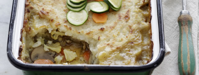 Side Dishes: Passover Goodness: Vegetarian Shepherd's Pie