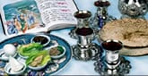 On Passover, Four Cups With a Different Kind of Sustenance