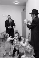 Avraham Fried visits Mishpacha Orphanage Chabad Odessa