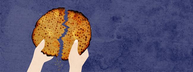 Fêtes juives: Le pain de la foi