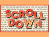 """Scroll Down"" Course Trailer"