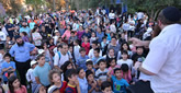 Israel's All Fired Up for Lag BaOmer Festivities