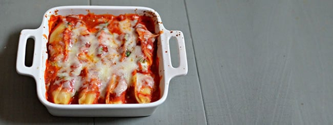 Cook It Kosher: Cheesy Stuffed Shells