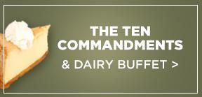 Dairy Buffet