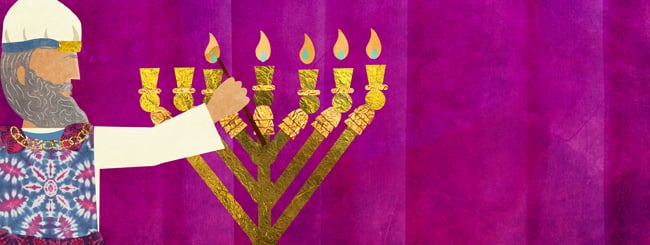 פרשת בהעלותך: סיכום פרשת בהעלותך: המנורה, עבודת המשכן, פסח שני וחטא מרים