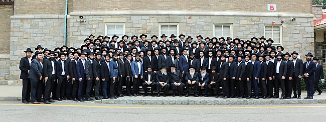North America: For 257 New Rabbis, a Day to Remember