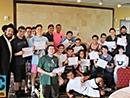 CTeen Kinus and Leadership retreat 5775