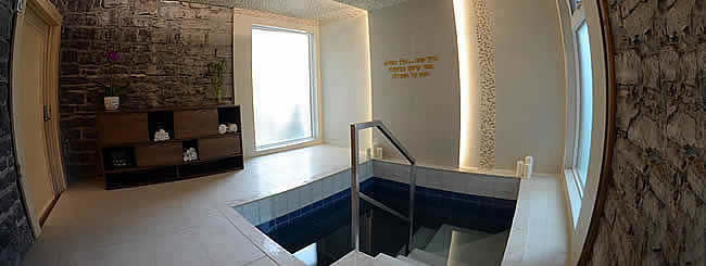 July 2016: New Mikvah Helps Revitalize Jewish Life in Quebec City