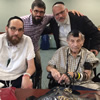 Rehab for the Soul: Rabbi and 90-Year-Old Patient Share a Milestone