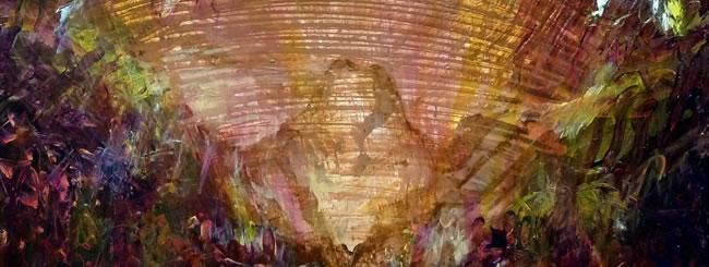 Va'etchanan Art: In the Midst of Fire