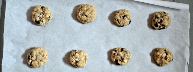 Cook It Kosher: The Best Oatmeal Chocolate Chip Cookies